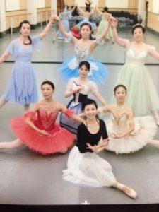 中目黒 女性 バレエ教室