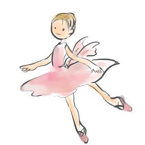 中目黒ブロードウェイレンタルスタジオ 子供バレエ