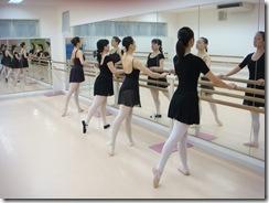 バレエ スタジオ ダンススタジオ