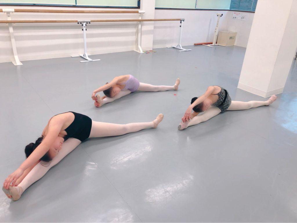 中目黒のキッズバレエ教室