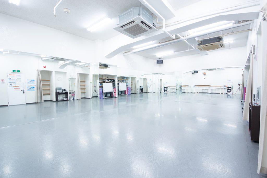 中目黒 レンタルスタジオ 新体操教室