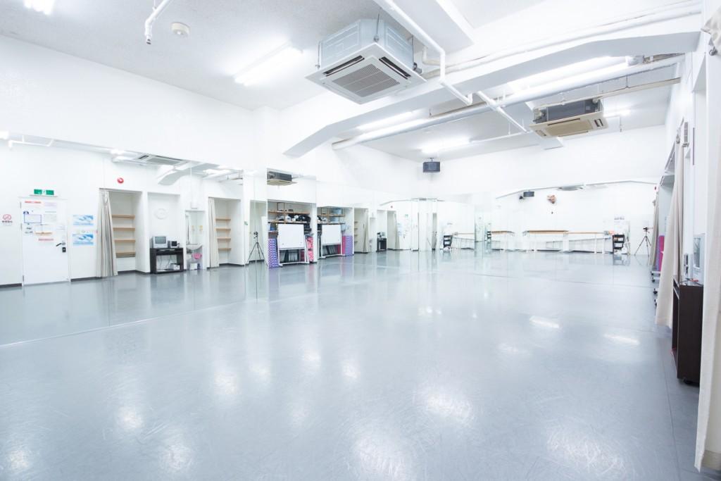 東京都目黒区にある中目黒レンタルスタジオ ダンス 演劇 武道 プロダクション
