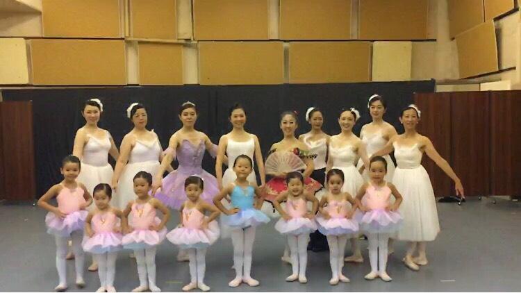 大人クラシックバレエ教室