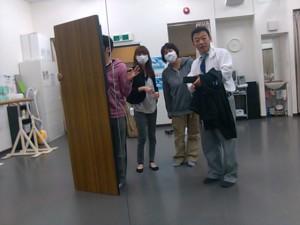 東急東横線 スタジオ 清掃メンバー