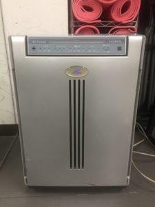 空気清浄器が設置されたレンタルスタジオ 中目黒