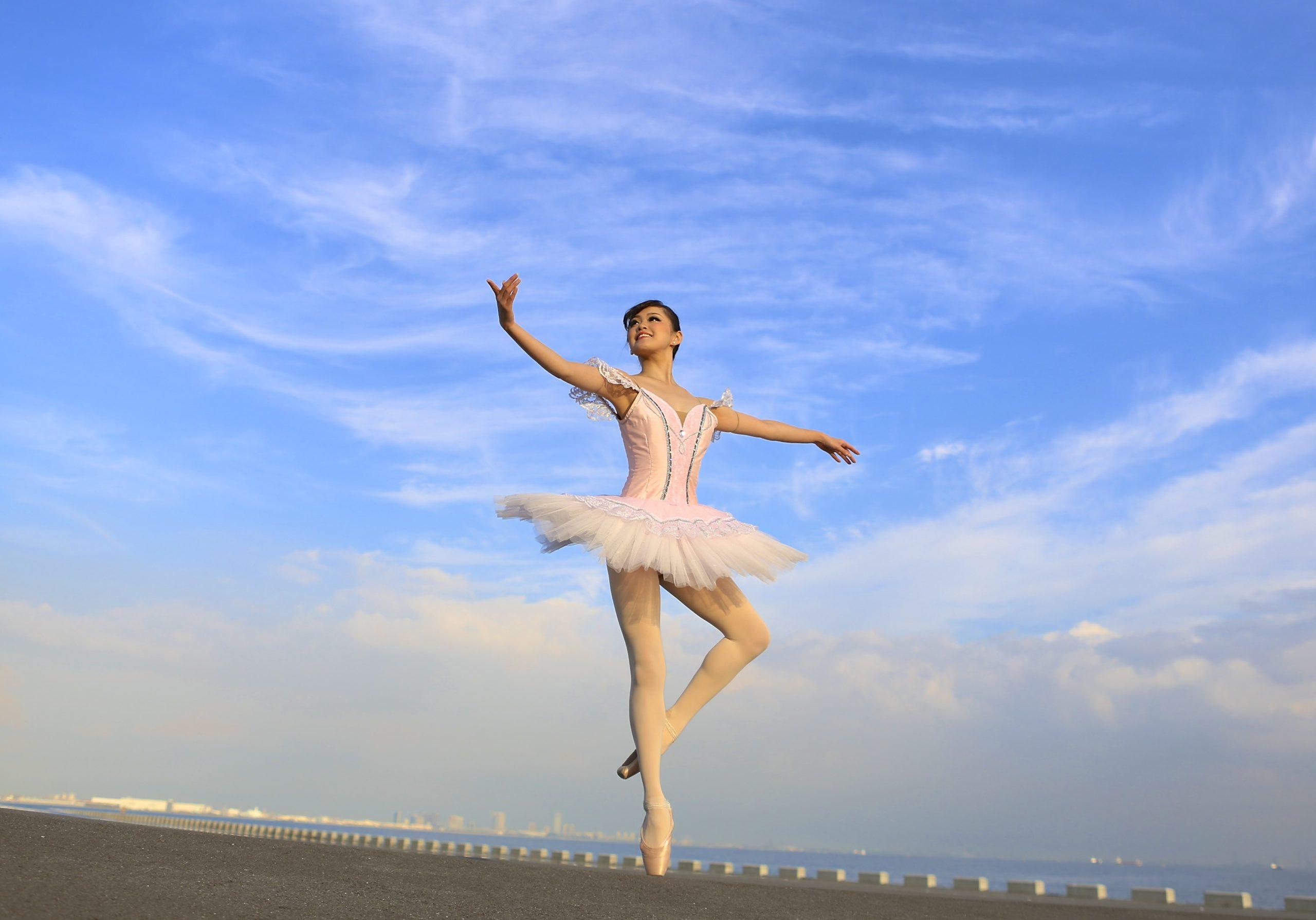 中目黒の初心者向けクラシックバレエ教室 レッスンイメージ