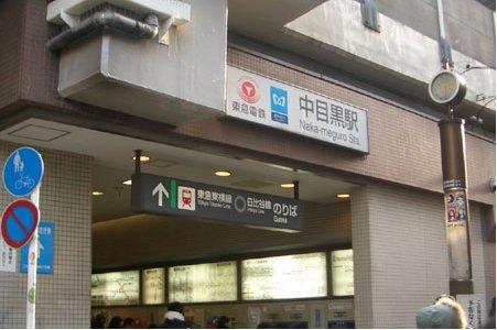 中目黒レンタルスタジオ 駅